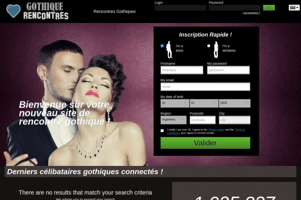 Nouveauté : Gothique.Wekiss.net