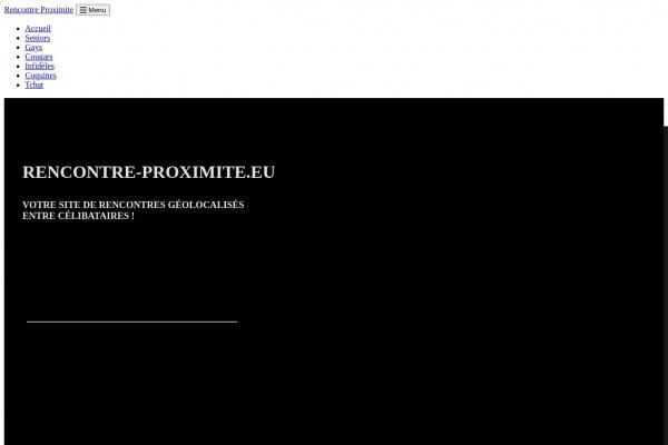 Rencontre-Proximite.eu