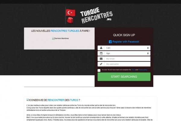Des célibataires ethniques à rencontrer sur Turc.Rencontre-Sur-Internet.info