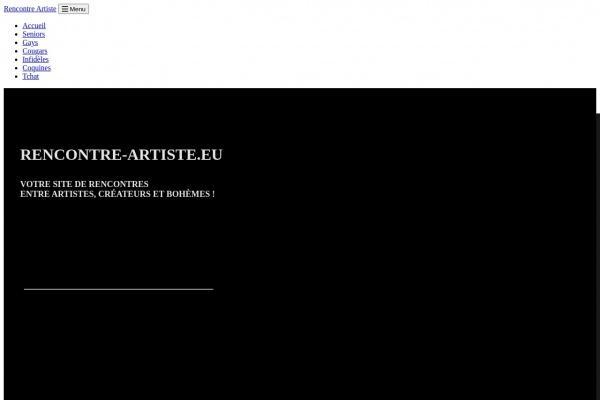 Rencontre entre insolite sur Rencontre-Artiste.eu