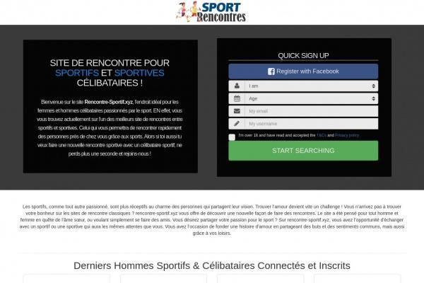 Rencontre-Sportif.xyz : test et avis