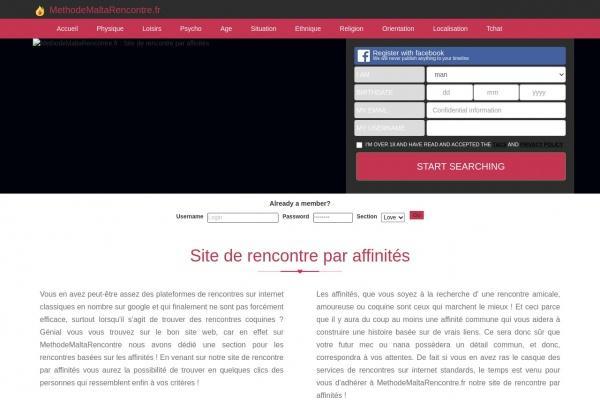 Nouveauté : Methodemaltarencontre.fr