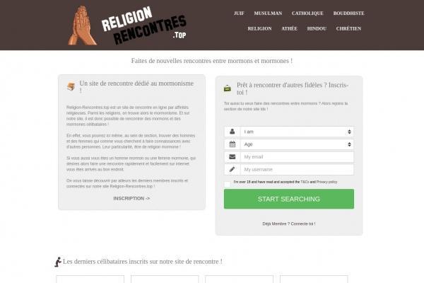 Rencontres religions : Mormon.Religion-Rencontres.top