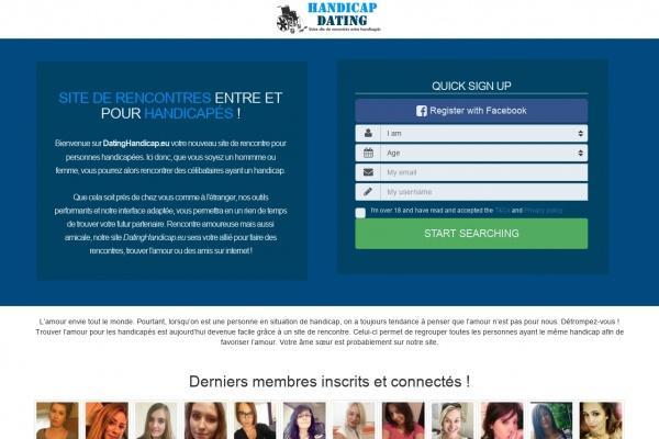 Datinghandicap.eu - A essayer en 2021